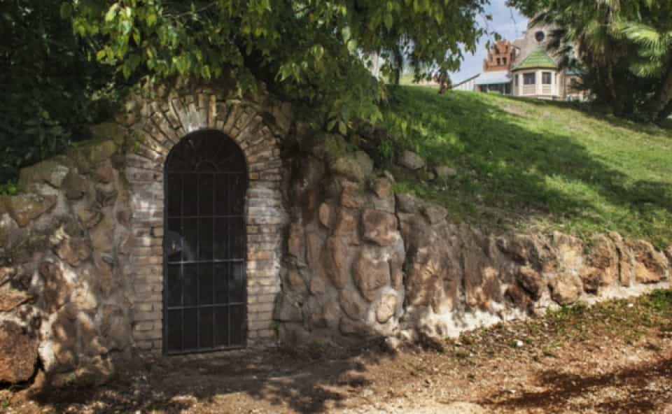 roma sotterranea tunnel mussolini