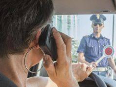 Telefono alla guida