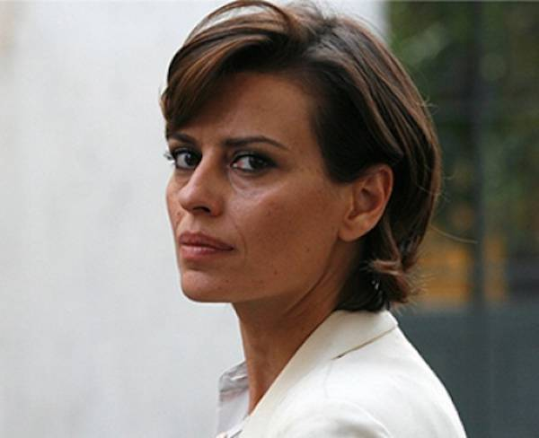 Verissimo, Claudia Pandolfi: