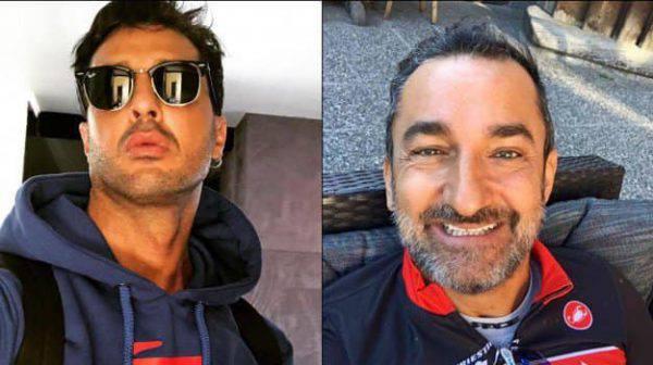 Fabrizio Corona e Nicola Savino a Verissimo oggi 10 novembre