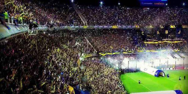 Boca Juniors-River Plate in tv