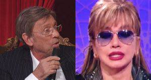 Sandro Mayer Milly Carlucci