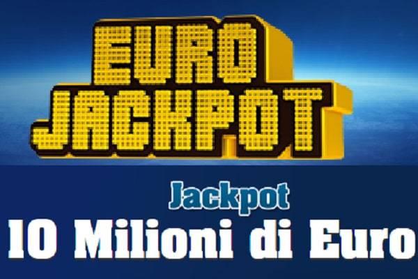 Estrazione Eurojackpot