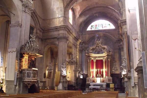 francia terrore chiesa