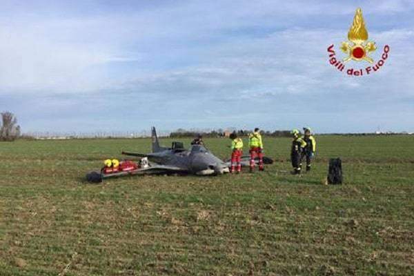 Caorle tragedia aerea due morti