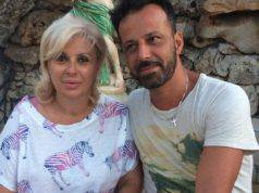 Tina Cipollari ex marito