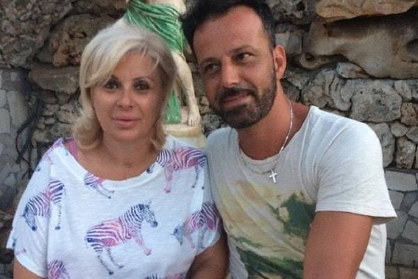 Tina Cipollari ex marito geloso