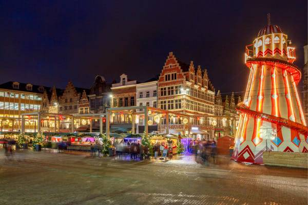 mercatini di natale 2018 in belgio