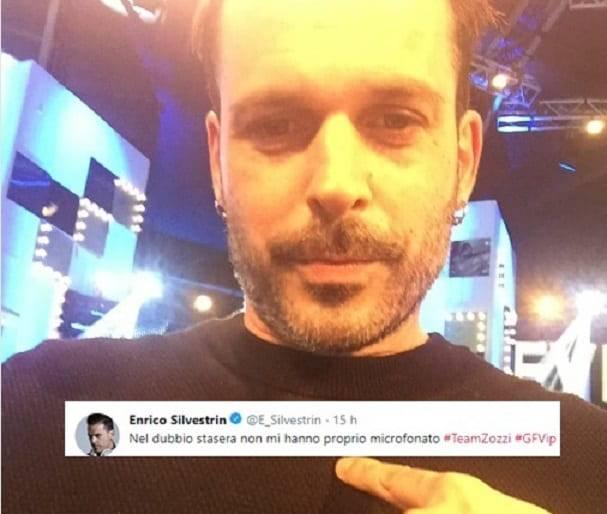 Enrico Silvestrin si scaglia contro Baby K: botta e risposta pepati