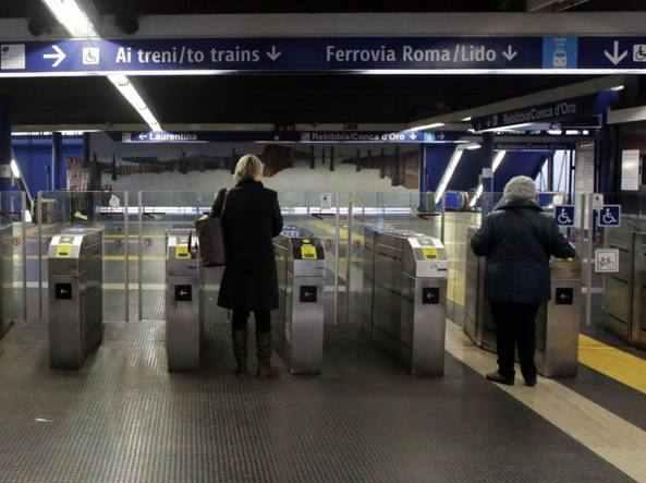 metro roma suora