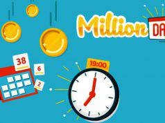 Estrazione million day oggi 22 novembre 2018