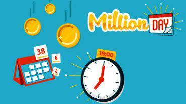 Million Day 4 ottobre