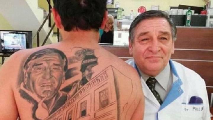 cancro dottore tatuaggio