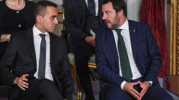 Salvini avverte Di Maio