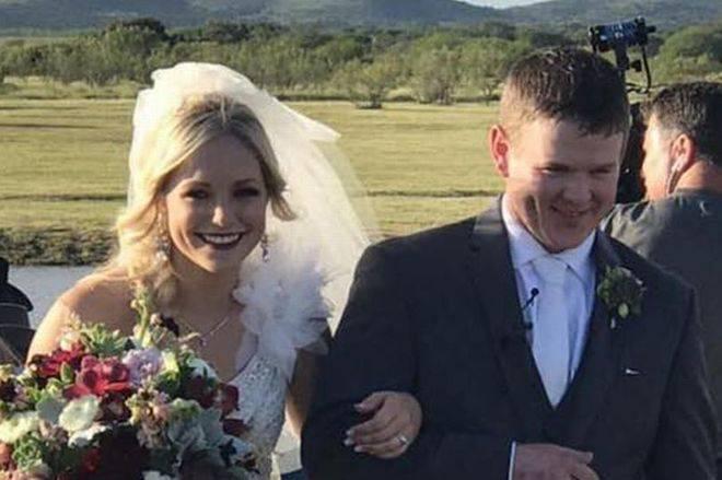 matrimonio incidente elicottero