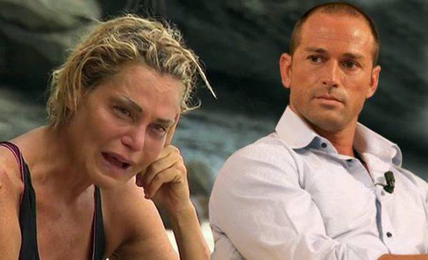 Simona Ventura parla dei tradimenti dell'ex marito: