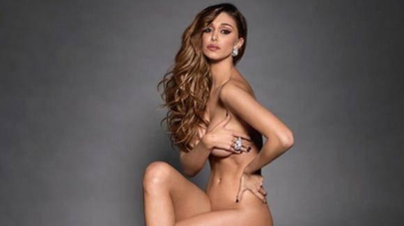 1b2b6a296b0f53 Belen Rodriguez: ennesimo scatto sexy, i fan notano un particolare