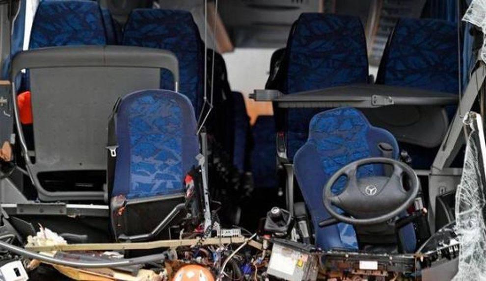 Pullman Flixbus partito da Genova si schianta in Svizzera. Una vittima