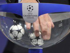 Sorteggio Champions League Streaming Diretta
