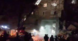 esplosione russia
