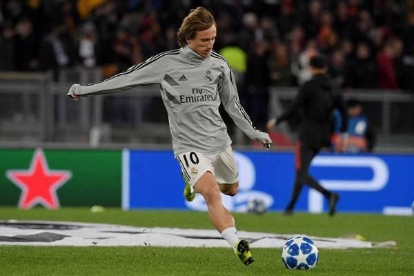 Pallone d'oro 2018 Luka Modric