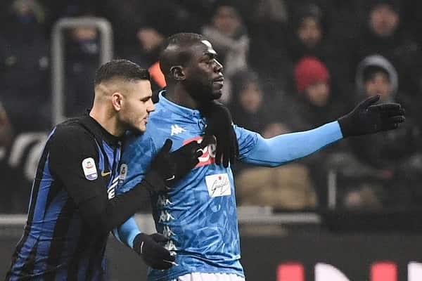 Inter Napoli giudice sportivo