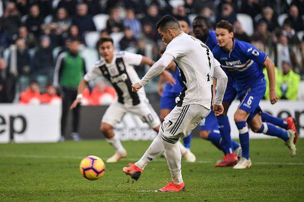 Juventus Sampdoria 2-1 Tabellino, Highlights, Voti e
