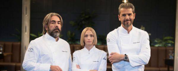 Stasera in tv 'Il ristorante degli chef'