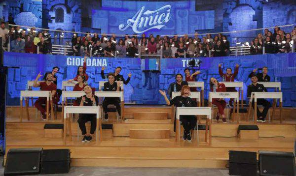 Amici 18: cast e allievi