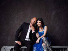 Laura Pausini e Biagio Antonacci_foto di Cosimo Buccolieri (2)