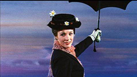 Mary Poppins Stasera in tv