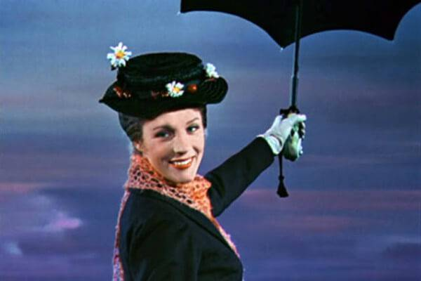 Stasera in tv, Mary Poppins