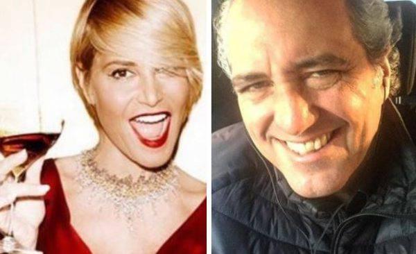 Simona Ventura: il nuovo compagno è un famoso giornalista tv