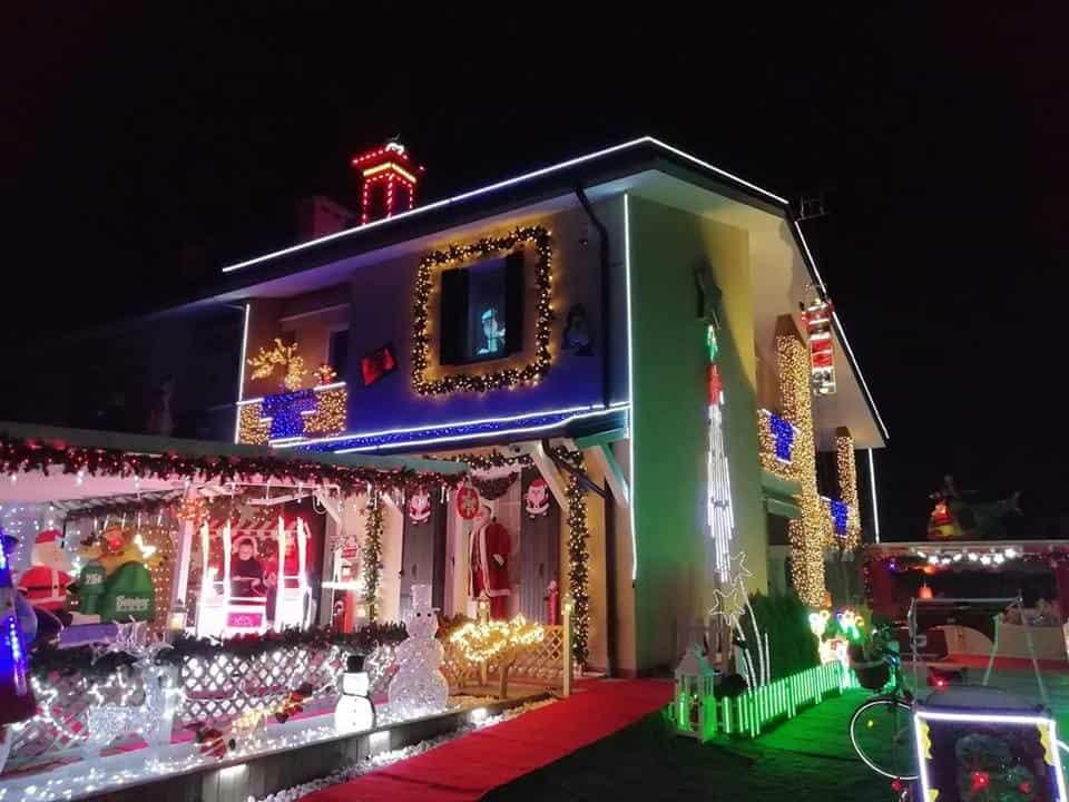 Dove Si Trova Ora Babbo Natale.La Casa Di Babbo Natale Sulla Riviera Del Brenta In Provincia Di