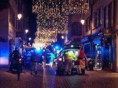 3 le vittime, tra i feriti un italiano