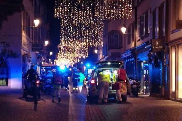 Trentino Megalizzi ferito a Strasburgo