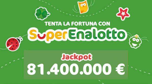 Estrazioni lotto superenalotto di natale nessun 6 ne 5 for Estrazione del lotto di stasera