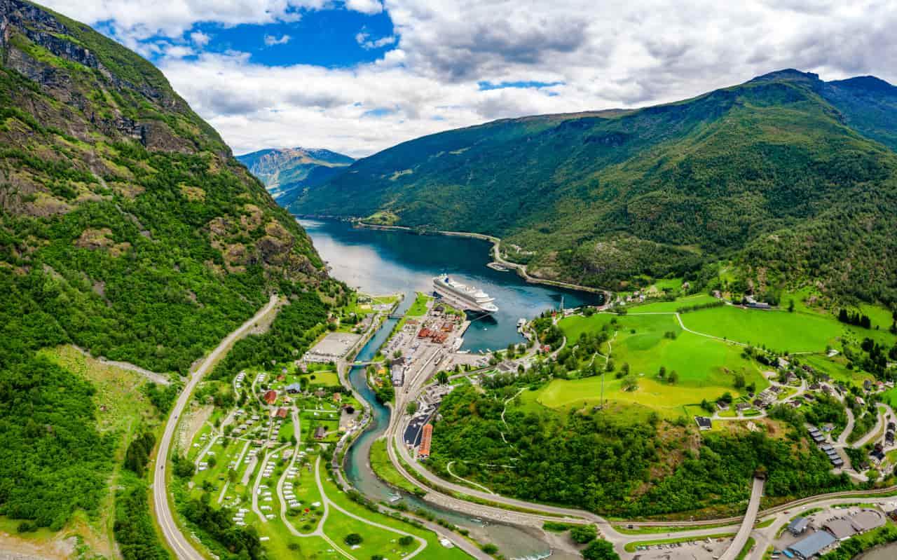 Il villaggio delle favole è in Norvegia: Flam