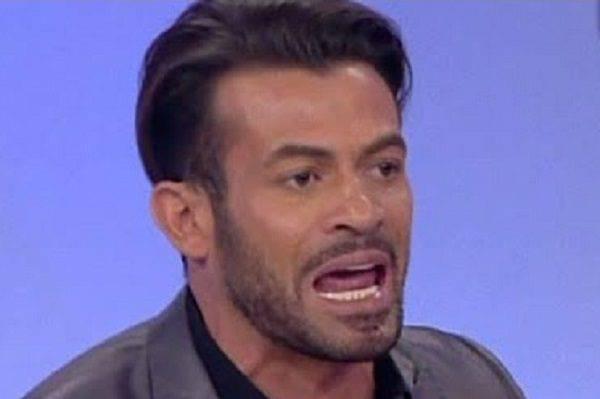 Gianni Sperti vaffa