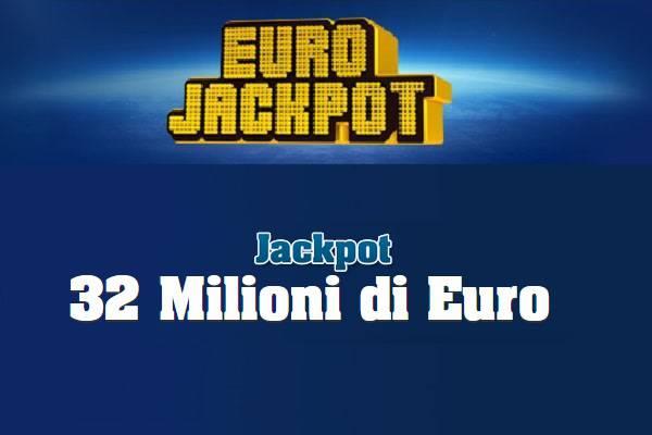 EuroJackpot 7 dicembre