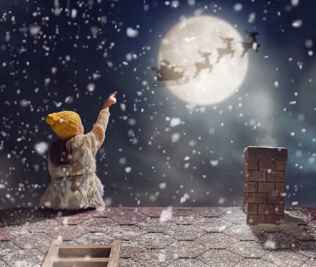 Auguri Di Buon Natale E Vigilia Frasi E Immagini Per Whatsapp