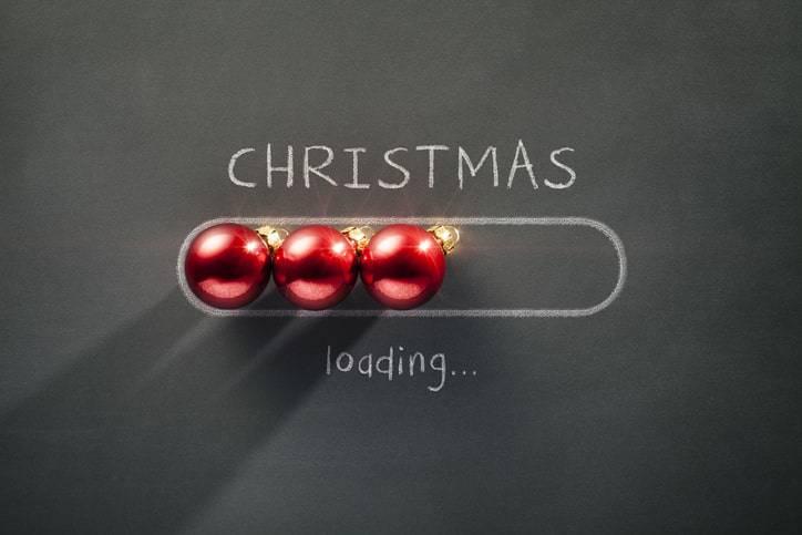 Christmas... loading