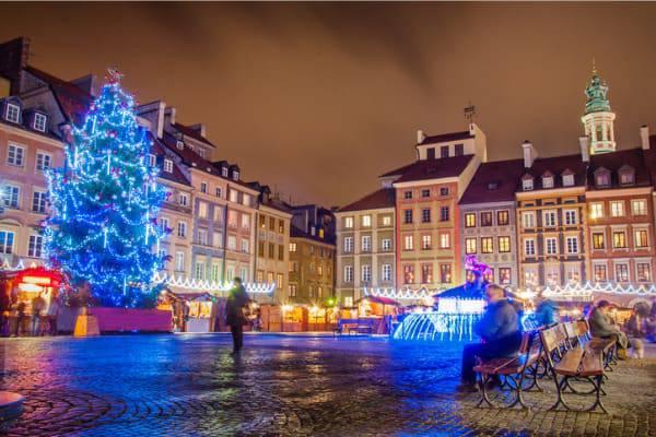 mercatini di natale 2018 in polonia