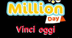 Million Day Estrazione di oggi
