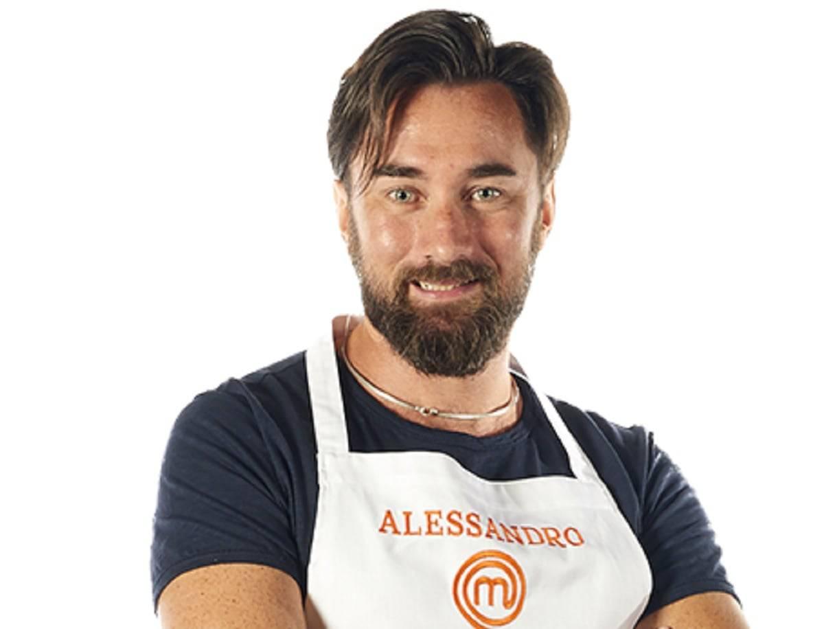 Alessandro Bigatti masterchef italia