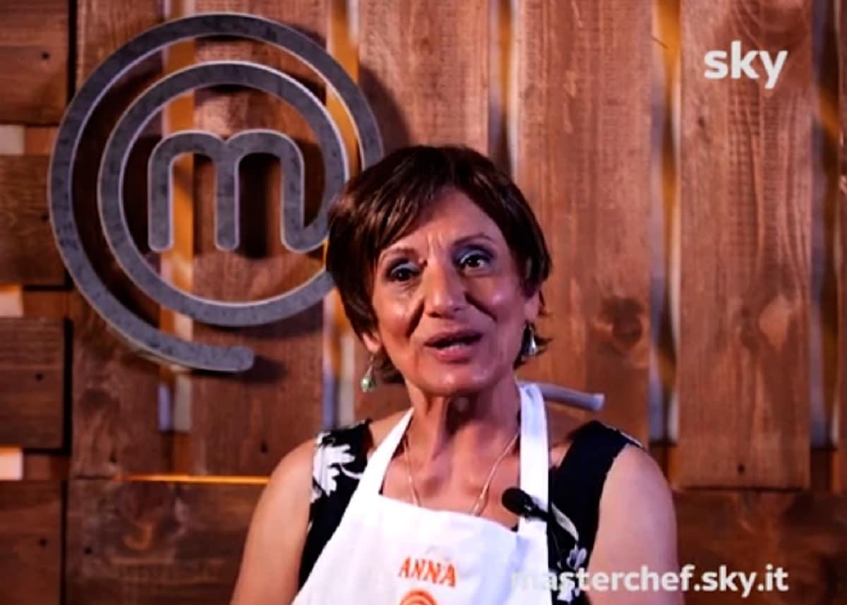 Anna Martelli masterchef concorrente