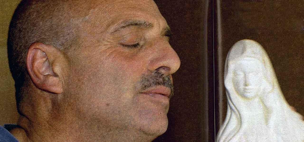 Paolo Brosio porta Medjugorje in diretta tv