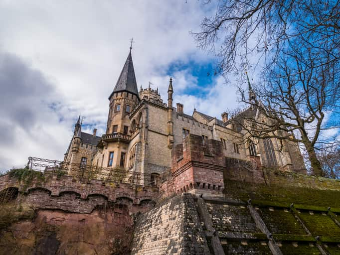 castello di marienburg