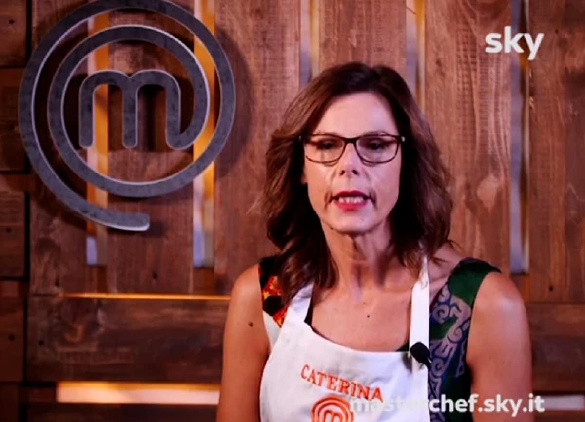 Caterina gualdi masterchef concorrente