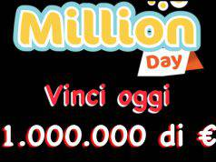 Million Day 15 dicembre 2019